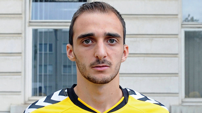 Profilbild von Athanasios Mentizis
