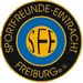 Vereinslogo SF Eintracht Freiburg