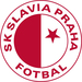 Vereinslogo Slavia Prag