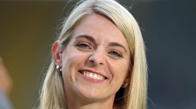 Profilbild von Nia Künzer