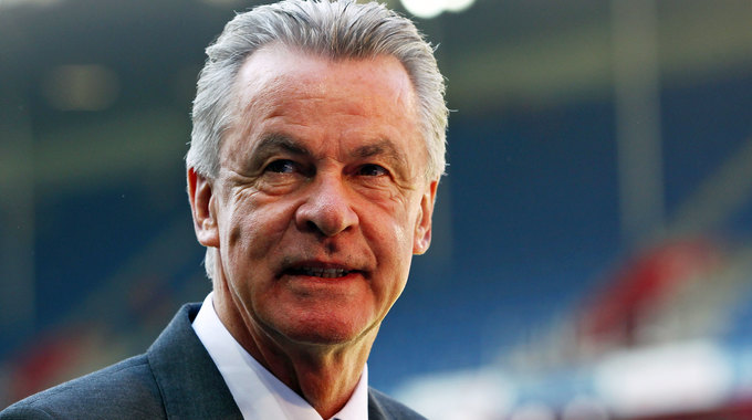 Profile picture of Ottmar Hitzfeld