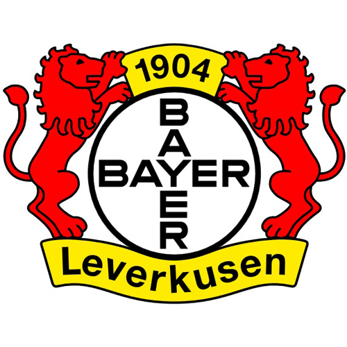 Club logo Bayer 04 Leverkusen U 17
