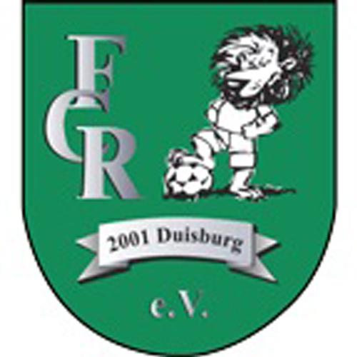 Club logo FCR 2001 Duisburg