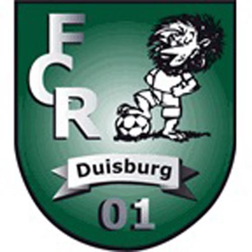 Club logo FCR 2001 Duisburg U 17