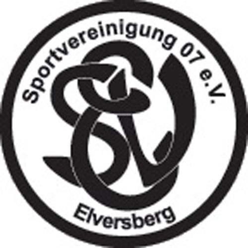 Club logo SV 07 Elversberg
