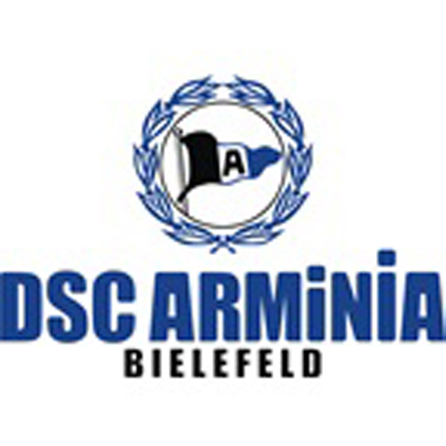 Club logo Arminia Bielefeld