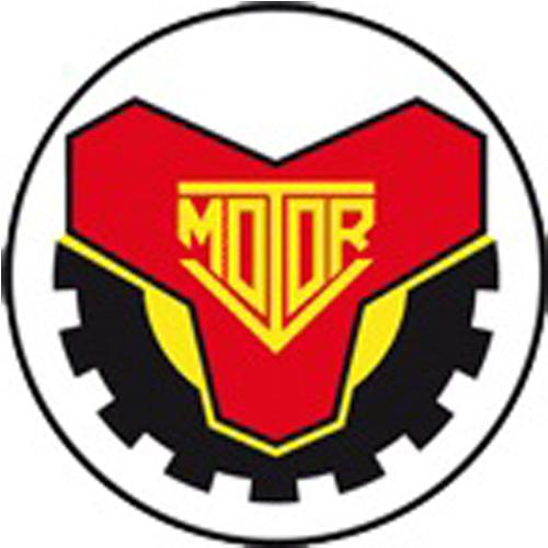 Vereinslogo BSG Motor Jena