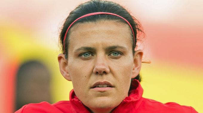 Profilbild von Christine Sinclair
