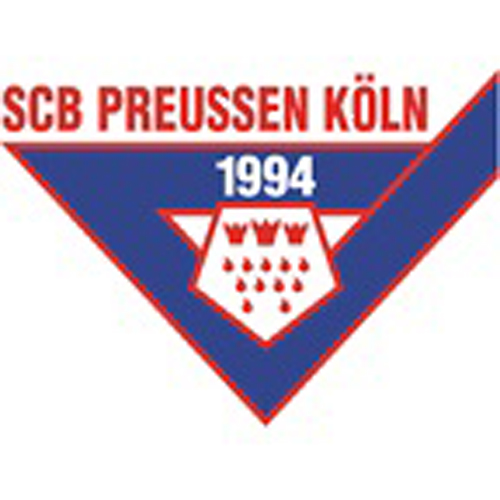 Vereinslogo SCB Preußen Köln