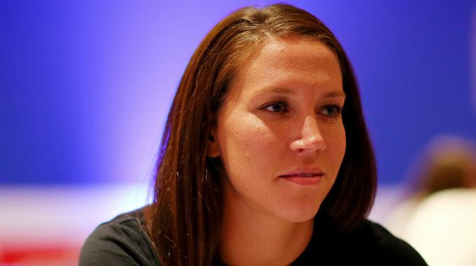 Profilbild von Lauren Holiday