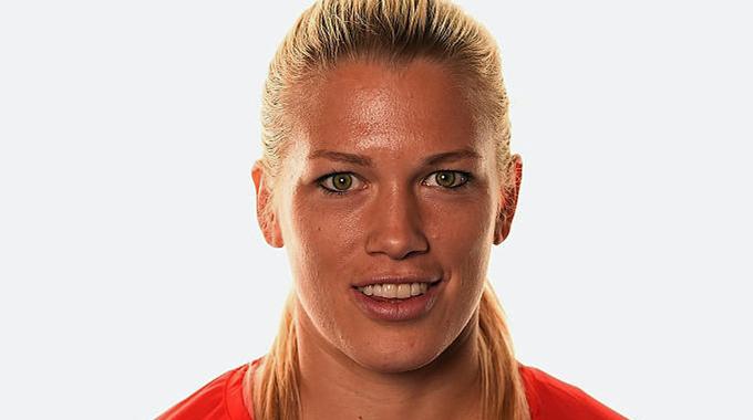 Profilbild von Lara Dickenmann