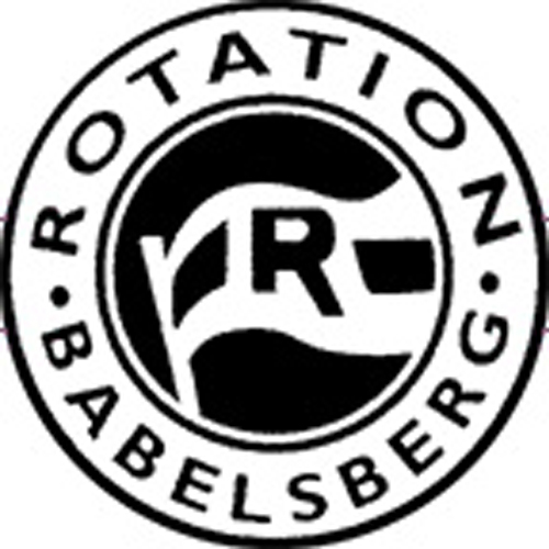 Club logo Rotation Babelsberg