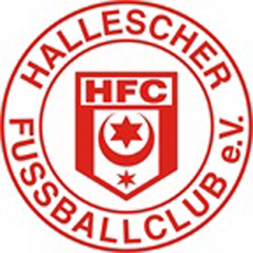 Vereinslogo Hallescher FC U 19