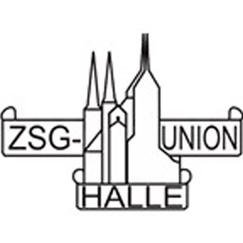 Club logo ZSG Union Halle