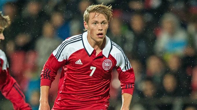 Profilbild von Viktor Fischer