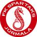 Vereinslogo FK Spartaks Jūrmala