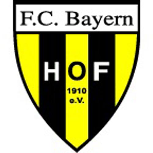 Club logo FC Bayern Hof