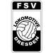 Vereinslogo FSV Lokomotive Dresden