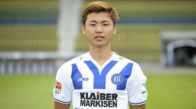 Profilbild von Jung-Bin Park