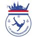 Vereinslogo 1. FC Versandkostenfrei Rostock