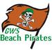 Vereinslogo GW Siebenbäumen Beach Pirates