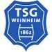 Vereinslogo TSG Weinheim
