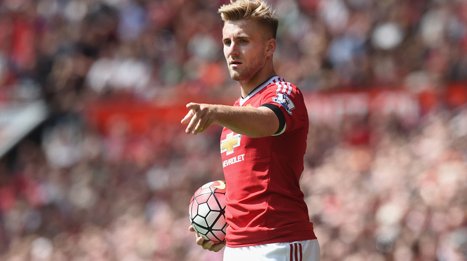 Profile picture of Luke Shaw