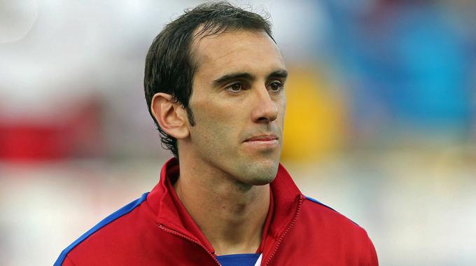 Profilbild von Diego Godín