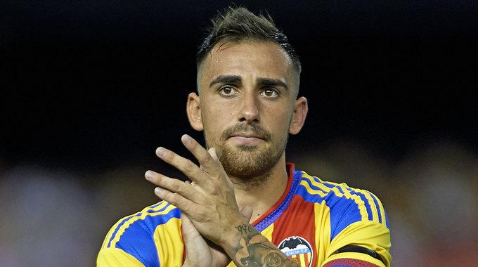 Profilbild von Paco Alcácer