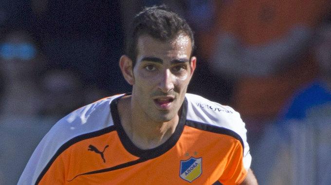 Profilbild von Marios Antoniades