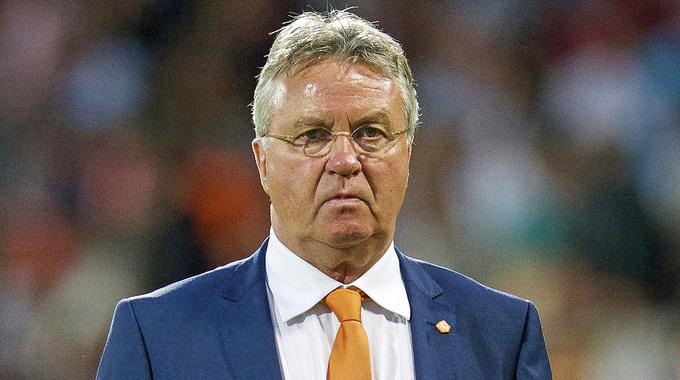 Profilbild von Guus Hiddink