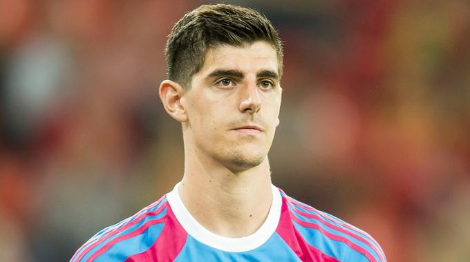 Profilbild von Thibaut Courtois