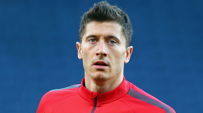 Profile picture of Robert Lewandowski
