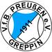 Vereinslogo VfB Preußen Greppin 1911