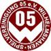 Vereinslogo Spielvereinigung 05 e.V. Wilhelmshaven