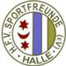 Vereinslogo Hallesche FV Sportfreunde