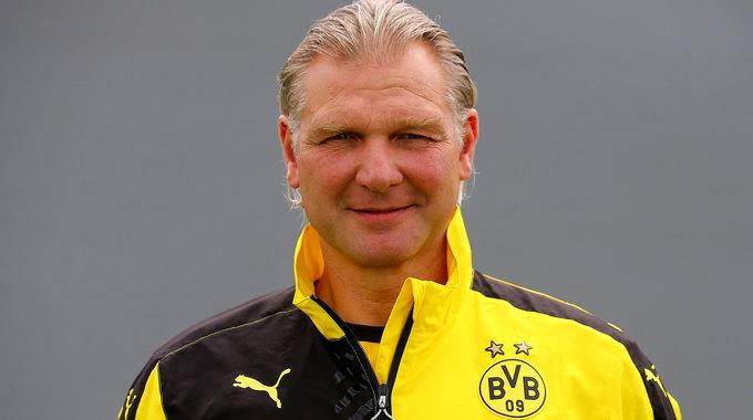 Profilbild von Wolfgang de Beer