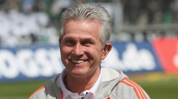 Profilbild von Jupp Heynckes