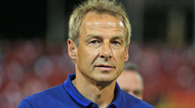Profilbild von Jürgen Klinsmann