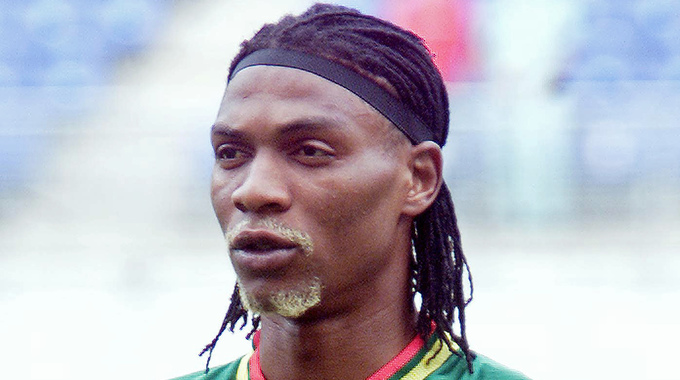 Profilbild von Rigobert Song