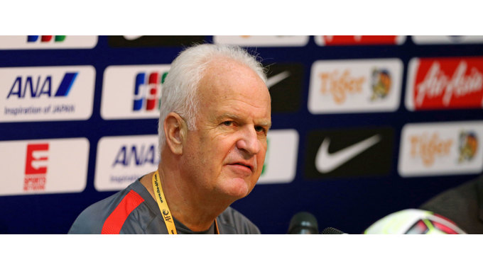 Profilbild von Bernd Stange