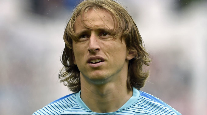 Profilbild von Luka Modrić