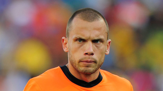 Profilbild von Johnny Heitinga