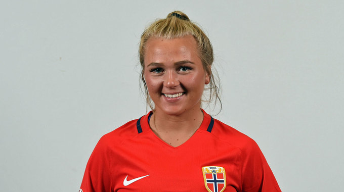 Profilbild von Karoline Heimvik Haugland