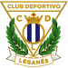 Club logo CD Leganés