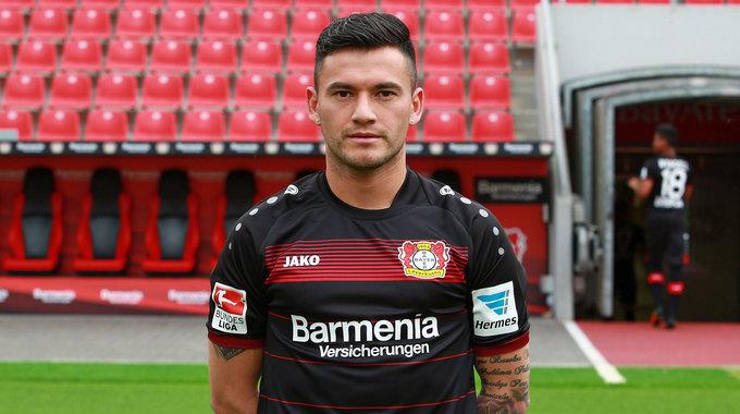 Profilbild von Charles Aránguiz