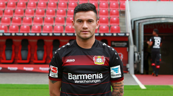 Profilbild von Charles Aranguiz