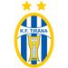 Vereinslogo KF Tirana