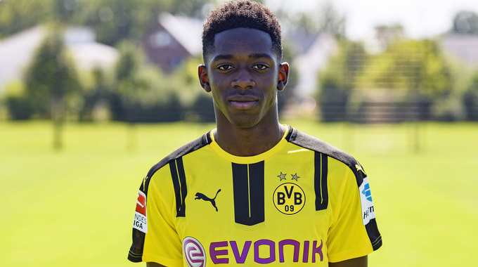 Profilbild vonOusmane Dembélé