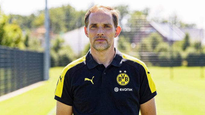 Profilbild von Thomas Tuchel